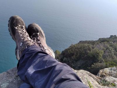 Mindful Trekking fra mare e  cielo
